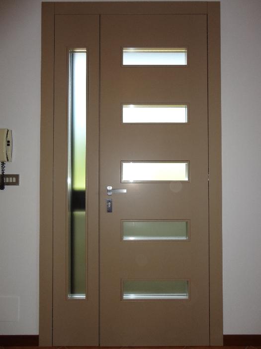 Porte d 39 ingresso carraro d n falegnameria artigiana for Porte d ingresso